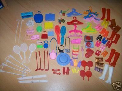 Acessoire poup e barbie for Accessoires maison barbie