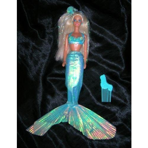 Barbie sir ne chevelure enchant e - Barbie barbie sirene ...